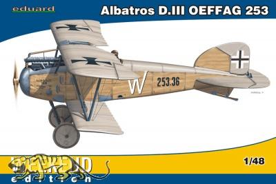Albatros D.III - OEFFAG 253 - Weekend Edition - 1:48