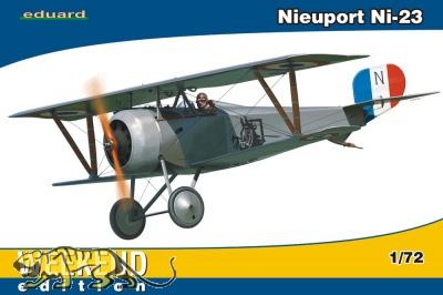 Nieuport Ni 23 - Weekend Edition - 1:72