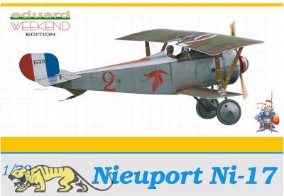 Nieuport Ni-17 - Weekend Edition - 1:72