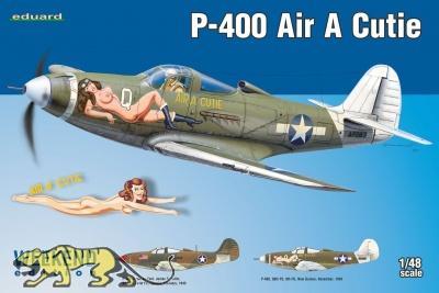 P-400 Air A Cutie - Weekend Edition - 1:48