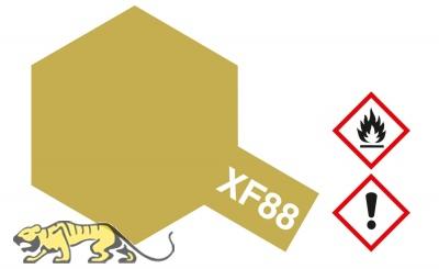 Tamiya Mini XF88 - Dunkelgelb 2 / Dark Yellow 2