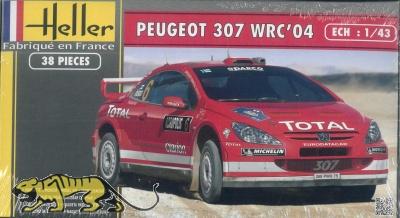 Peugeot 307 WRC '04 - 1:43
