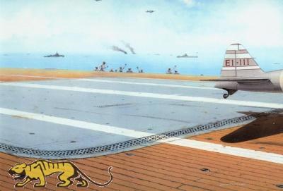 IJN Aircraft Carrier Deck - 1:48