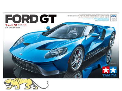Ford GT - 1:24