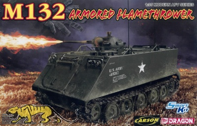 M132 Armored Flamethrower - 1:35