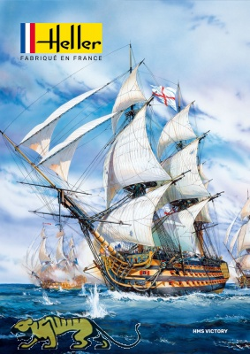HMS Victory - 1:100
