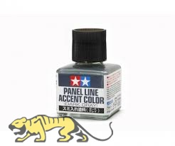 Panel Line Accent Color - Dunkelgrau / Dark Gray - 40ml