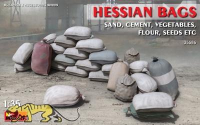 Hessian Bags - 1/35