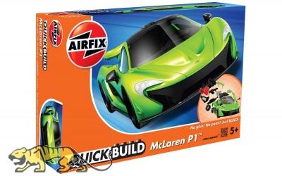 Quick Build - McLaren P1 - Grün