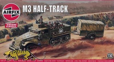 M3 Half-Track - 1/76