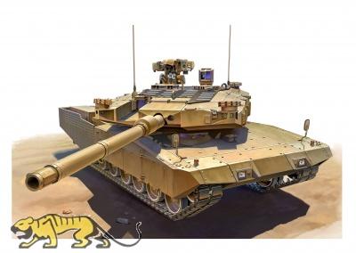 Leopard Revolution II - German Main Battle Tank - 1:35
