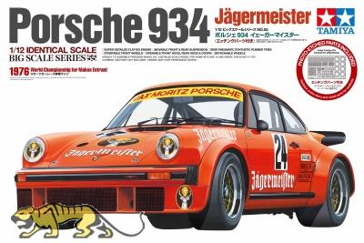 Porsche Turbo RSR 934 Jägermeister - 1/12