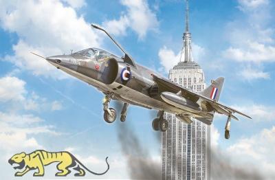 Harrier GR.1 - Transatlantic Air Race 50th Anniversary - 1/72