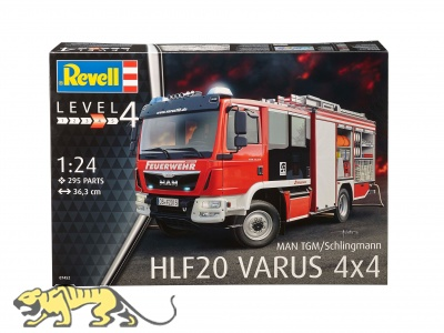 MAN Schlingmann HLF 20 VARUS 4x4 - 1:24