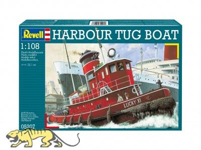 Harbour Tug Boat - 1/108