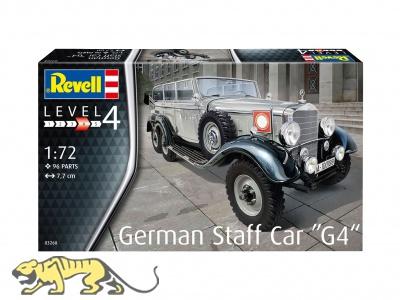 German Staff Car - G4 - 1/72