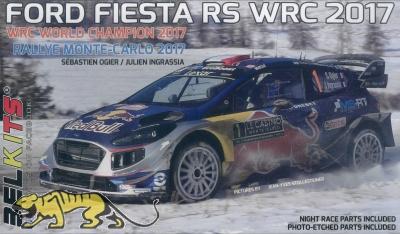 Ford Fiesta RS - WRC 2017 - Rallye Monte Carlo - 1/24