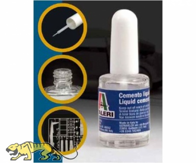 Italeri Liquid Cement for Plastic - 15ml