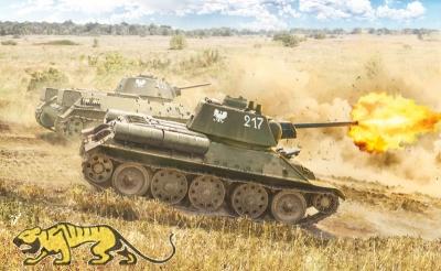 T-34/76 - Model 1943 - 1/72