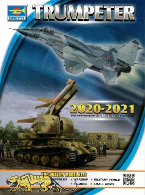 Trumpeter Catalog 2020-2021