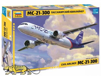 Irkut MC-21-300 - Civil Airliner - 1/144