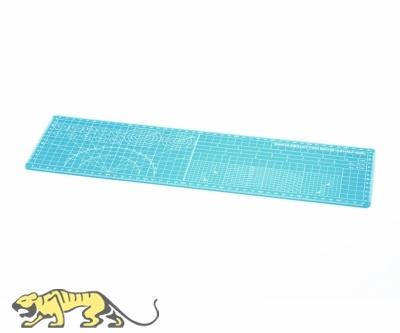 Tamiya Cutting Mat (420 x 148mm - half A3 size /Blue)