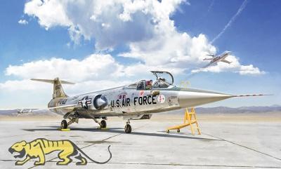 Lockheed F-104 A/C Starfighter - 1/32