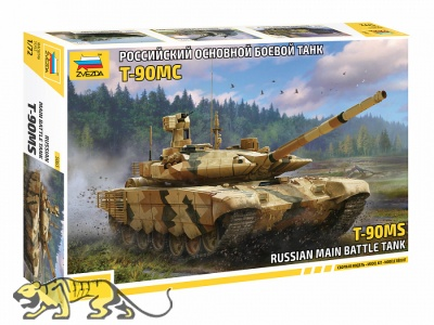 T-90MS - Russian Main Battle Tank - 1/72