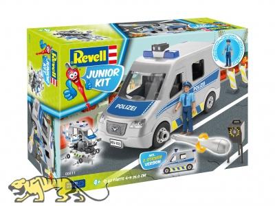 Police Van - Junior Kit