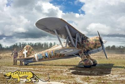 Fiat CR.42 - Battle of Britain - 1/48