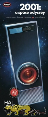 HAL9000 - heristically programmed algorithmic computer - 2001: a space odyssey - 1/1