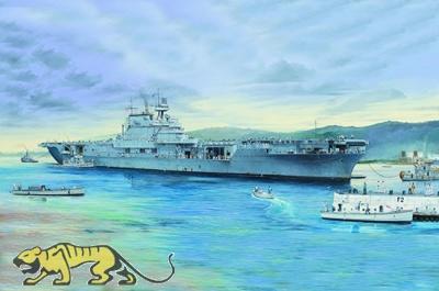 USS Enterprise CV-6 - Aircraft Carrier - 1/200