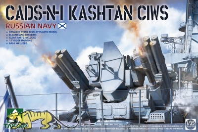 CADS-N-1 Kashtan-M - CIWS - Russian Navy - 1/35
