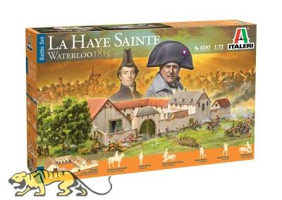 La Haye Sainte Waterloo 1815 - Battleset - 1/72