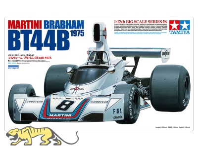 Martini Brabham BT44B - 1975 - 1/12