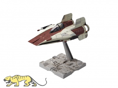 A-Wing Starfighter - 1/72