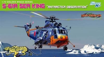 S-61A Sea King - Antarctica Observation - 1/72