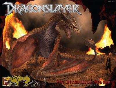 Dragonslayer - The Vermithrax Dragon - Second choice - 1/32