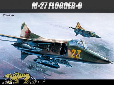 MiG 27 - Flogger D - Second choice - 1/72