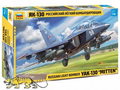 Yak 130 - Mitten - Russian light bomber - 1/48
