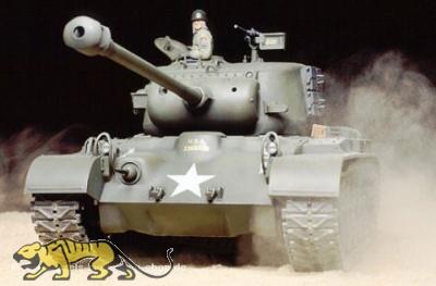 1:16 U.S. Medium Tank M26 Pershing (T26E3) RC Full Option Kit