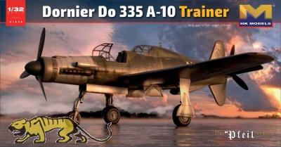 Dornier Pfeil Do 335 A-10 - Trainer - 1/32