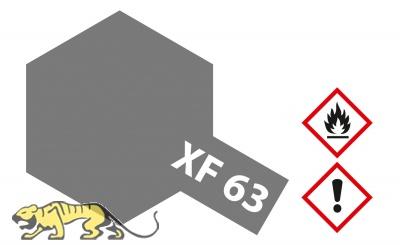 Tamiya XF63 German Grey - Panzergrau - Flat