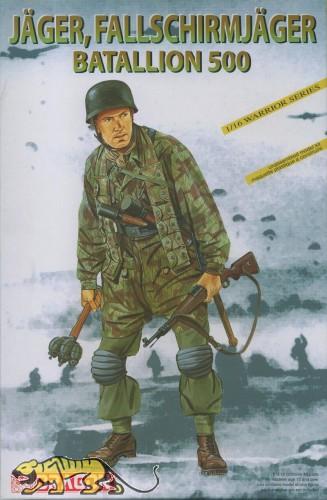 Jäger Fallschirmjäger Batallion 500