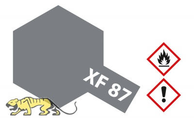 Tamiya Mini XF87 IJN Grau (Maizuru Arsenal)
