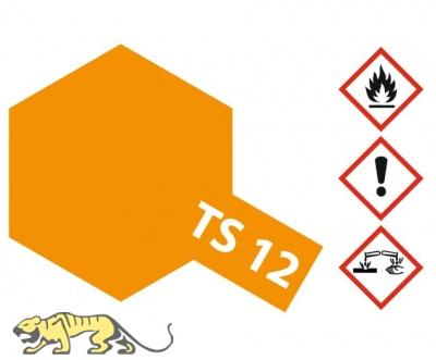 Tamiya TS12 Orange