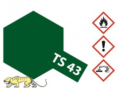 Tamiya TS43 Racing Green