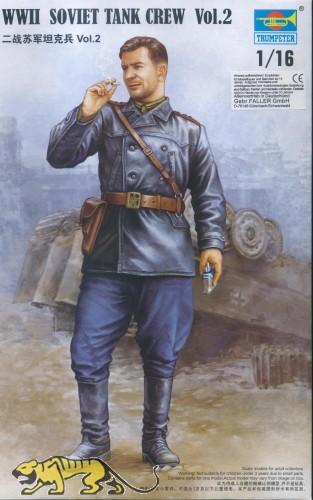 WWII Russicher Panzersoldat Vol. 2 1:16