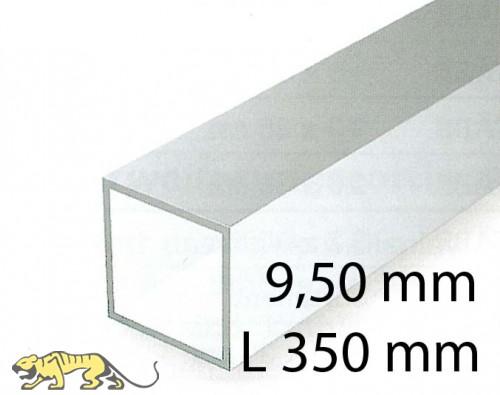Quadrat-Rohre - 9,50 x 350 mm (2 Stück)