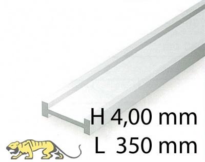 I-Profil - 4,00 x 350 mm (3 Stück)